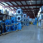 Comefri USA - Finished products warehouse - centrifugal fans