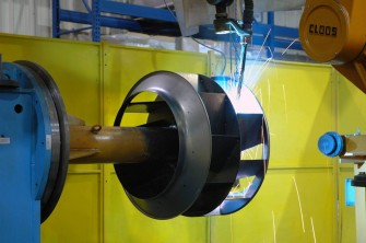 Cetrifugal Fan - Welding - ATZAF Wheel