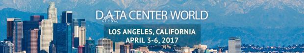 Data Center World Exhibition logo